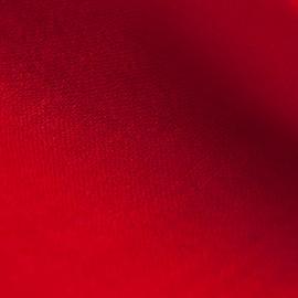 Dark red pashmina stole in basket weave