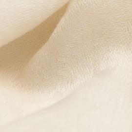 Off white jacquard pashmina stole in pure cashmere