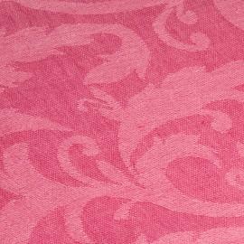 Pink jacquard pashmina stole