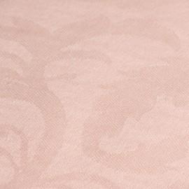 Pastel pink jacquard pashmina shawl