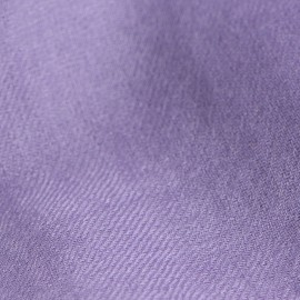 Amethyst pashmina stole in 2 ply twill weave