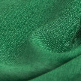 Dark green pashmina shawl in cashmere and silk