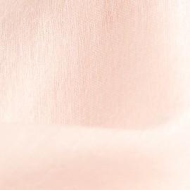 Pastel rose pashmina shawl in cashmere and silk